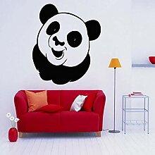 Ajcwhml Panda Wandtattoos Tier Wandtattoos