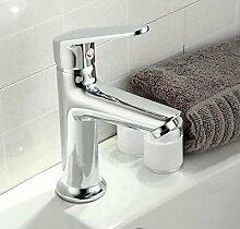 Ajunr-Alle Kupfer Heiße Und Kalte Waschtischmischer Sitzbank Becken Unter Waschbecken Küche Waschbecken Wasserhahn