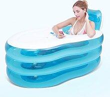 AJZGF Aufblasbare Badewanne für Erwachsene