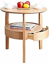 AJZXHE Beistelltisch Sofa Nachttisch Schreibtisch