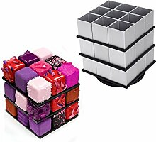 AK Art Geschirr Aluminium Magic Cube Mini Mousse
