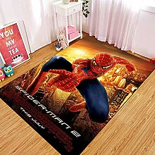 AKCHIUY The Avengers Teppich , Spiderman/New
