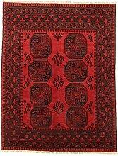Akhche Filpa Teppich Orientalischer Teppich 190x146 cm Handgeknüpft Klassisch