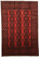 Akhche Filpa Teppich Orientteppich 287x193 cm Handgeknüpft Klassisch