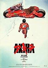 Akira – japanisch Film Poster Plakat Drucken