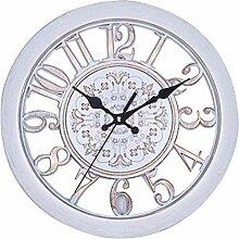 AKJC Wanduhr Vintage Digital Wall Clocks,B
