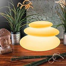 Akku LED Dekolampe Zen mit App-Steuerung