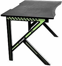 AKRACING Desk, Schreibtisch Schwarz/Grün