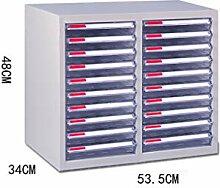 Aktenschrank, Desktop erweiterte Schublade Office