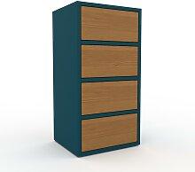 Aktenschrank Eiche - Flexibler Büroschrank: