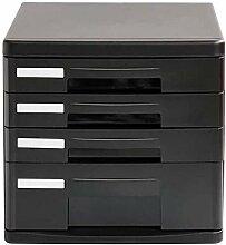 Aktenschrankordner Desktop-Lagerschrank