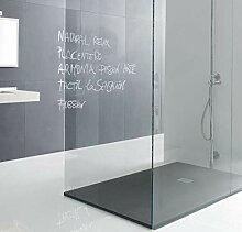 Aktion günstig: bodengleiche Dusche 120x75