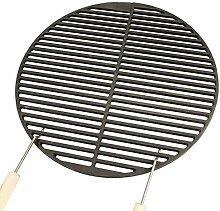 Ø 80 cm BBQ Grillrost Grill Rost Gußeisen Gussrost Guss Garten Rund Feuerrost
