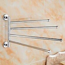 Aktivität Handtuchhalter/Revolvierenden Handtuchhalter/Bad-Accessoires-C