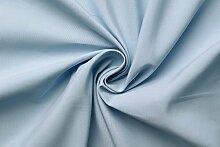 Aktivstoffe 12578 Microfaser-Fahnenstoff, 10 m, hellblau