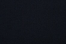 Akustikstoff, Bespannstoff • Meterware, 50cm breit • Farbe: SCHWARZ