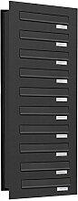 AL Briefkastensysteme 10er Durchwurfbriefkasten,