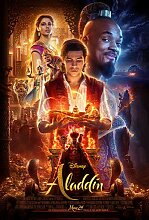 Aladdin (2019) – Film Poster Plakat Drucken Bild
