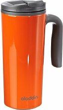 Aladdin 30278 AVEO Edelstahl-Trinkbecher 0,47 L orange