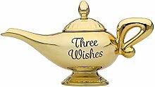 Aladdin Lamp Teekanne in Geschenkbox