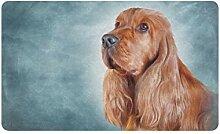 ALALAL Drawing Dog Englisch Cocker Spaniel