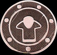 Alamor Carbon Fiber Fuel Tank Motorrad Gas Cap