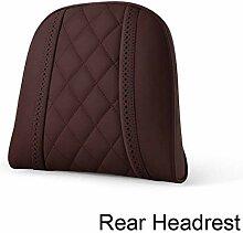 ALANG Neue Autositzauflage Kissen Kopfstütze Auto