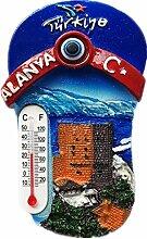 ALANYA Türkei Kunstharz 3D starker Kühlschrank
