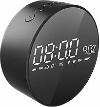 Alarm Clock Spiegel Bluetooth Lautsprecher Wecker