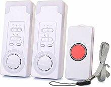 Alarmsystem für Patienten, drahtlos,