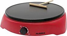 ALASKA Crêpes Maker CP 1250 | Crepes | 1.250 Watt