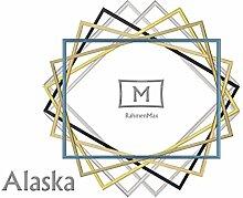 Alaska Richtiger Aluminium Wechselrahmen