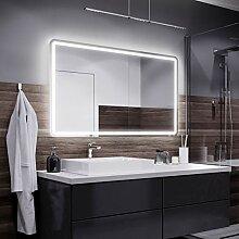 Alasta Spiegel Madrid Beleuchtung Badezimmer
