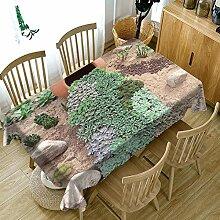 Alayth Tischtuch Gartentisch 3D