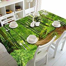 Alayth Tischtuch Gartentisch Coloured Floral