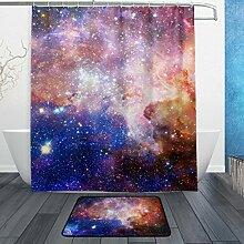 ALAZA Bunter Galaxy Stern und Nebel Universum