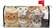 Alaza(mailbox cover) WOOR Cute Cats