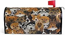 Alaza(mailbox cover) WOOR Dogs Magnetische
