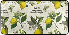Alaza Sonnenblumen-Stehmatte, Küchenmatte,