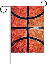 ALAZA Sport Ball Basketball Deko Garten Flagge