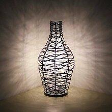 albena shop 71-6361 Frasco Windlicht Flaschenform