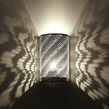 albena shop 71- orientalische Wandlampe H 30cm / B