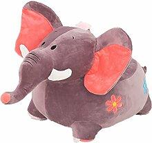 albrose Kinder PP Baumwolle Plüsch Cartoon Spielzeug Sofa Animal Stühle für Kinder Geschenk Elephant 1