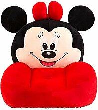 albrose Kinder PP Baumwolle Plüsch Cartoon Spielzeug Sofa Animal Stühle für Kinder Geschenk Mouse 1