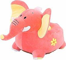 albrose Kinder PP Baumwolle Plüsch Cartoon Spielzeug Sofa Animal Stühle für Kinder Geschenk Elephant 3