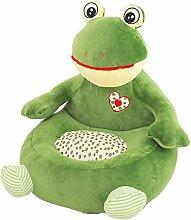 albrose Kinder PP Baumwolle Plüsch Cartoon Spielzeug Sofa Animal Stühle für Kinder Geschenk Frog 2
