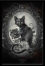 Alchemy - Paracelcus - Fantasy Poster Gemälde -