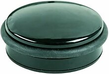 ALCO Türstopper 2851 10x4cm 1300g Metall/Gummi schwarz