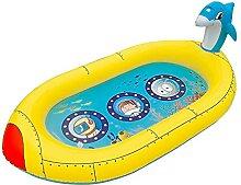 ALCST&CX Aufblasbare Planschbecken - Schwimmbad
