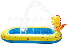 ALCST&CX Aufblasbares Schwimmbad Faltbares